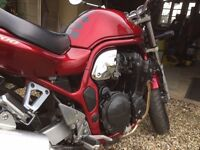 Suzuki Bandit GSF1200X, Low Mileage, Very Good Condition, Service history