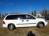 2007 Ford Freestar LX---CARGO  VAN----ONE OWNER.------ONLY 127K