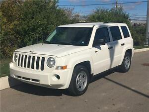 2008 Jeep Patriot Sport 4WD *Accident Free* FINANCING AVAILABLE!