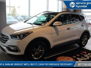 2017 Hyundai Santa Fe Sport SE AWD / LEATHER / CAM / NO FEES