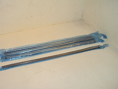 4 Thomson 60 Case Shaft Linear Bearing Rail 12-l-ctlx22.175 Pre Drilled