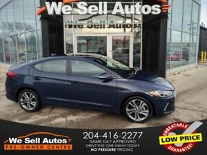 2017 Hyundai Elantra GLS *Blind Spot Detection*Sunroof*Android A