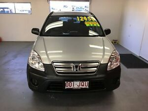 2006 Honda CR-V RD MY2006 Extra 4WD Silver 5 Speed Automatic Wagon Buderim Maroochydore Area Preview
