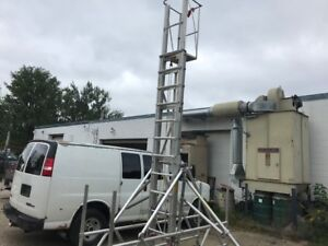 Unique Commercial and Industrial Ladder