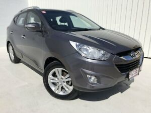 2012 Hyundai ix35 LM MY12 Active Grey 6 Speed Sports Automatic Wagon Mundingburra Townsville City Preview