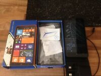 Nokia Lumia 1320 8GB LTE Sim Free Unlocked to any network smart phone