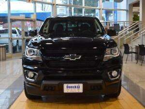 2018 Chevrolet Colorado 4WD Z71 black out edition 0% finance NEW