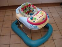 CHICCO BABY WALKER FOR SALE.