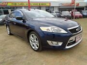 2009 Ford Mondeo MB Titanium Tdci Blue 6 Speed Sports Automatic Hatchback Clontarf Redcliffe Area Preview