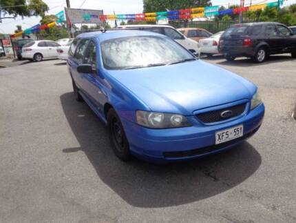 2003 Ford Falcon Wagon Blair Athol Port Adelaide Area Preview