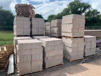 Concrete Commmon Blocks Work sizes 440 x 140 x 215 mm