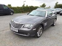 2004 Chrysler Crossfire 3.2 Coupe