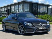2017 Mercedes-Benz C Class C220D Amg Line 2Dr Cabriolet Diesel Manual