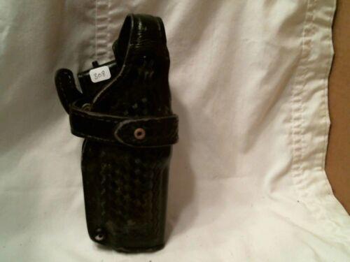 Safariland 070-73 Beretta Vertec RH Basket weave duty holster