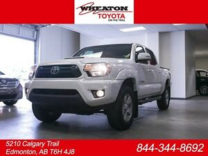 2014 Toyota Tacoma TRD Sport, Heated Seats, Touch Screen, Back U