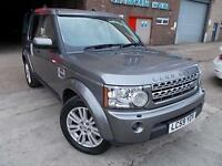 Land Rover Discovery 4 3.0SD V6 ( 242bhp ) 4X4 Auto 2010MY HSE