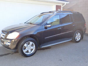 2008 Mercedes-Benz GL-Class CDI 4MATIC SUV Diesel, Price Reduced