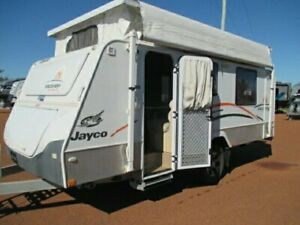2012 Jayco Discovery Outback 16.52-2 Greenfields Mandurah Area Preview