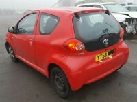 Toyota Aygo 1.0 16v 2006 For Breaking