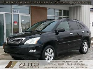 2009 Lexus RX350 AWD ***LEATHER & MOONROOF***