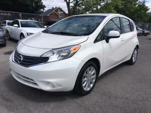 2014 Nissan Versa Note SV AUTOMATIQUE A/C CAMERA DE RECULE