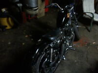Harley Davidson 1000cc electric and kick start