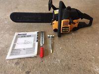 Petrol Engine Chainsaw - Partner 370 (14 inch bar)