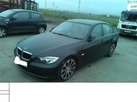 2006 BMW 3 Series 2.0 320d ES 4dr CAT C START AND DRIVES