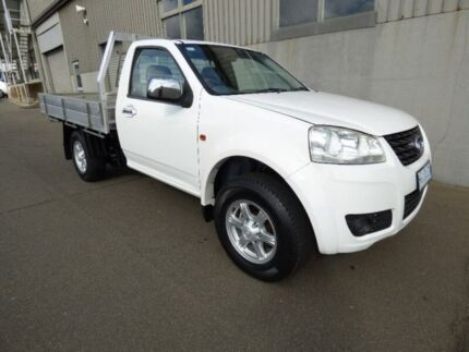 2011 Great Wall V240 K2 MY11 White 5 Speed Manual Cab Chassis Burnie Area Preview