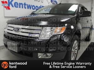 2009 Ford Edge Limited AWD with heated power leather seats, powe
