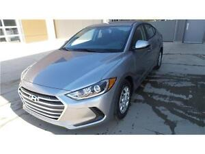 2017 Hyundai Elantra LE Manager Demo was 20295 now Only 17788