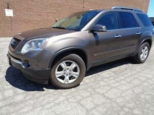 2009 GMC Acadia SLT AWD SUN/MOONROOF LEATHER CALL 416 742 5464