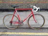 Vintage Falcon racing bike for tall people 5ft8 +