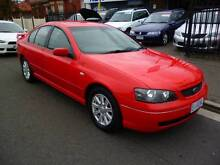 2004 Ford Falcon Sedan New Town Hobart City Preview