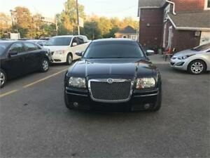2010 Chrysler 300 Touring, modified with rims, front net ,mufler