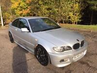 2004 54 BMW 3 SERIES 2.0 320CD SPORT 2D 148 BHP DIESEL