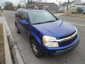2006 Chevrolet Equinox LT, Loaded , Auto $2995.00