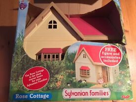 Sylvanian Families Rose Cottage