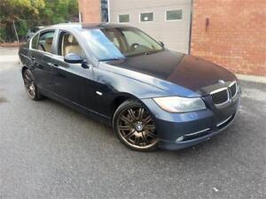 2008 BMW 3 Series 335xi /AWD/CUIR/TOIT/MAGS/A/C/GROUPE ELEC/FULL