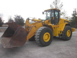 2003 JCB 456 Wheel Loader