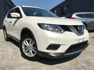2015 Nissan X-Trail T32 ST X-tronic 2WD White 7 Speed Constant Variable Wagon Arundel Gold Coast City Preview