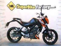 2013 13 KTM DUKE 125