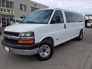 2003 Chevrolet Express **15 PASSENGER** ONLY $4444