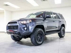 2018 Toyota 4Runner LIFTED 4WD TRD OFFROAD TRAIL EDITION