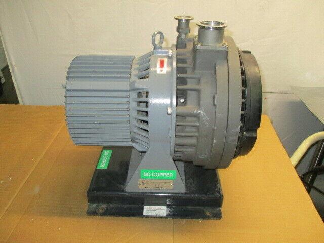 BOC Edwards ESDP30 Dry Scroll Pump, Yaskawa EELQ-8ZT Induction Motor, 101208
