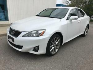 2012 LEXUS IS 250 AWD|ACCIDENT FREE|NAVIGATION|BACK UP CAMERA|