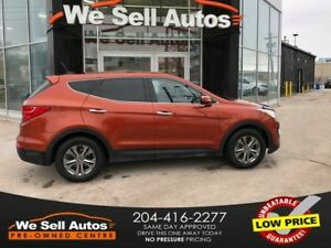 2014 Hyundai Santa Fe Sport *NO ACCIDENTS *LEATHER *S.ROOF
