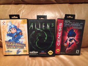 Jeux Sega Genesis