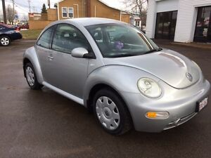 2001 Volkswagen Beetle COUPE Coupe (2 door)