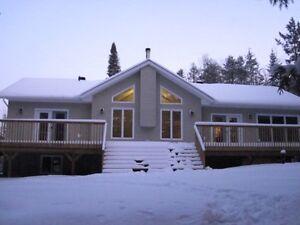 Golden Lake Executive Cottage Rental.